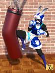 Parna - Knee training by mysticx1