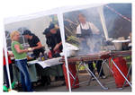 npower beach party - the bbq