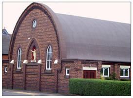 Silverdale Churches - Catholic by Shutsumon
