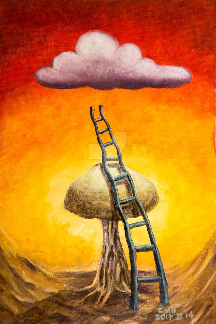 Ladder to Heaven by Sproox