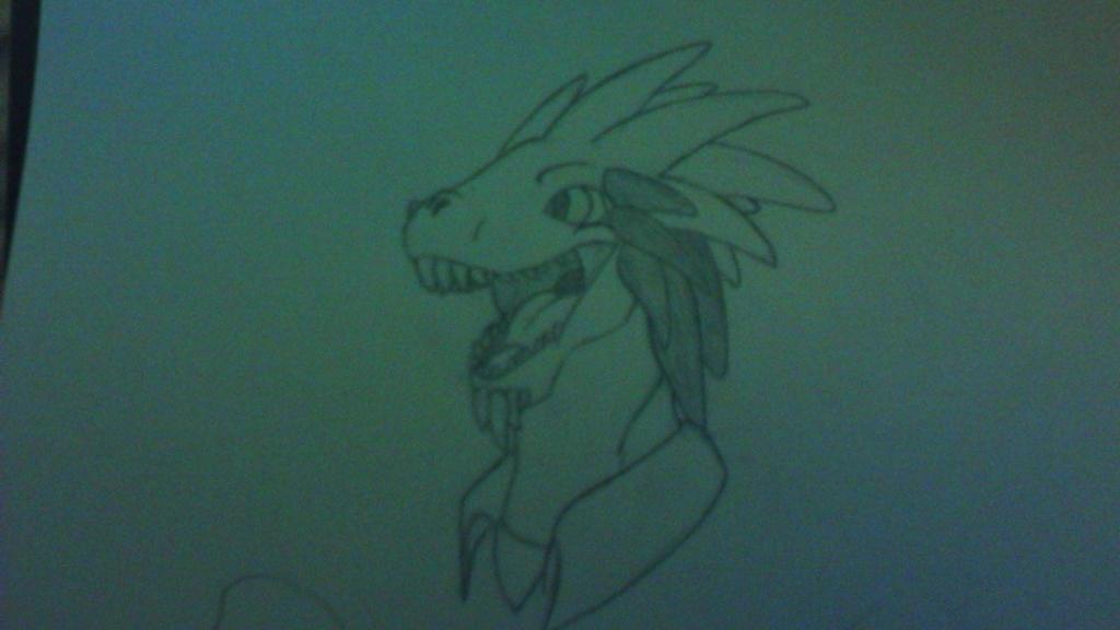 Happy Raptor by VinsonVictims