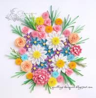 Bouquet-sun by SvetlanaSigunina