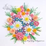 Bouquet-sun