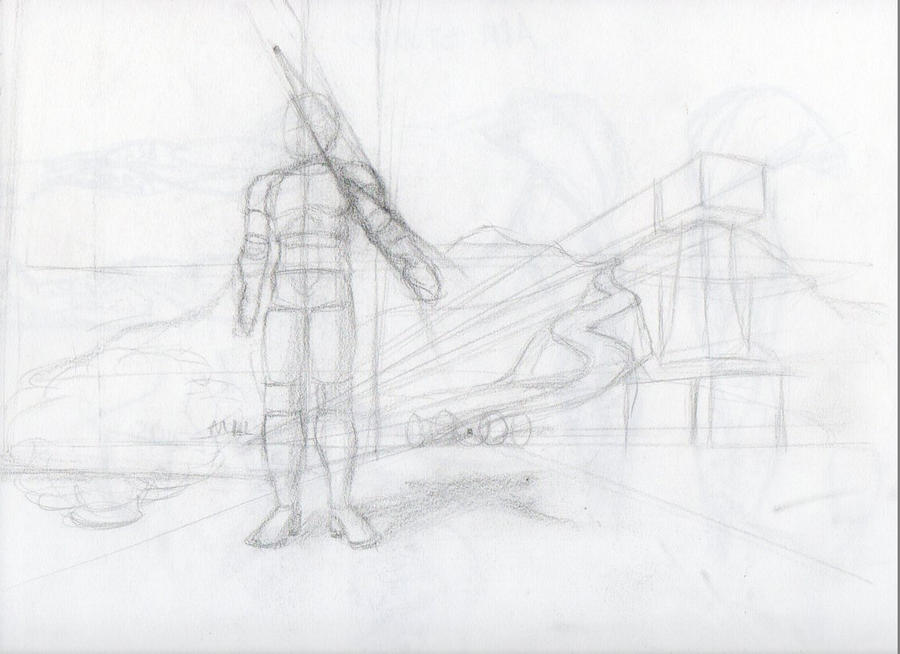 Sketchdump 021 by Rixks
