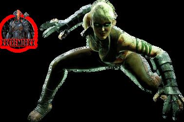 Copperhead Arkham Origins #1 - Render by xXTremorXx