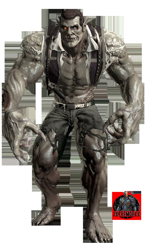 Goblin Noir #1 - Shattered Dimensions - Render by ...
