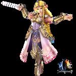 Zelda #3 - Hyrule Warriors - Render (HD)