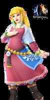 Zelda Skyward #1 - Hyrule Warriors - Render