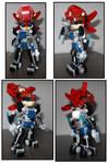 Sonic Comic, Weaponized Mecha Sally