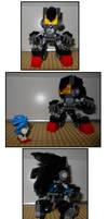 Sonic Adventure, Mecha Sonic