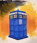 TARDIS by Kottdjur