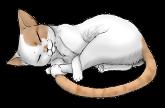 Sleep pose for CPI by FeisuCakester