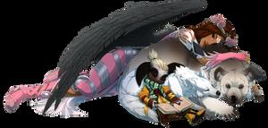 Burr naps by FeisuCakester