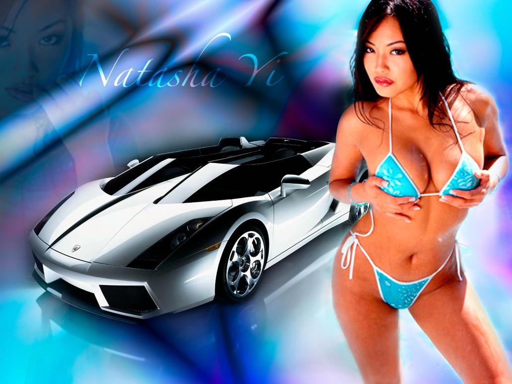 Natasha Yi as Mai Shiranui by Area-44 on DeviantArt