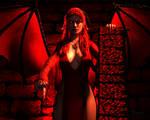 Dark Mistress by TheOtherThoreandan