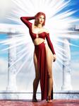 Goddess by TheOtherThoreandan