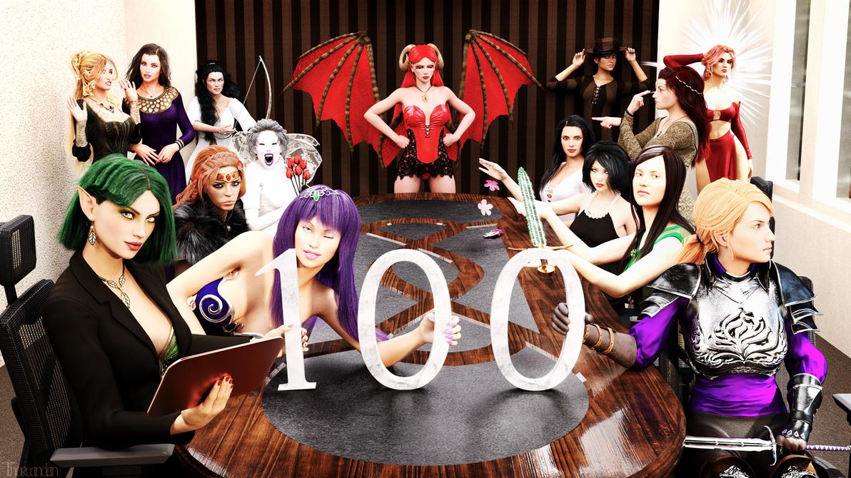100 Watchers Celebration