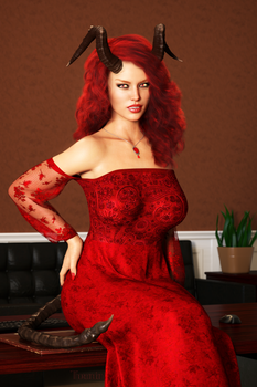 A Demoness is Introduced