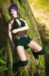 Elven Glamour by TheOtherThoreandan