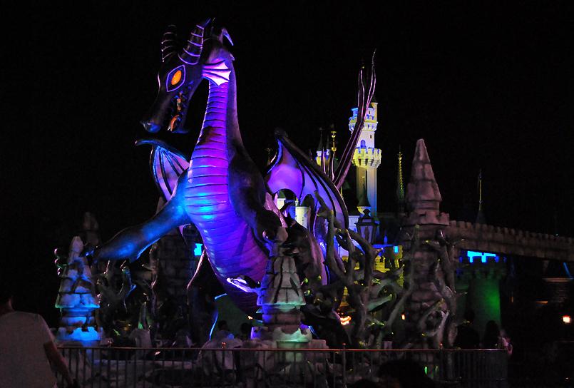 Maleficent Dragon by Oriana132 on DeviantArt