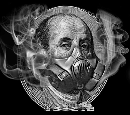 Franklin Gasmask by myseps