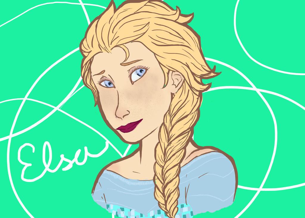 Elsa by Erianthe-Thysia