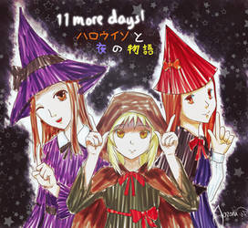 11 Days Left to Halloween