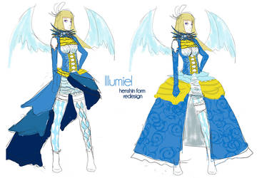 CR: New form lalala by joe021093
