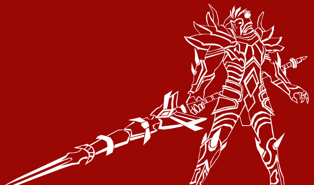 Dragonslayer Jarvan IV by MirroredSide on DeviantArt