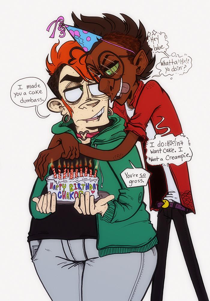 96 years gay by oneeyedrobot