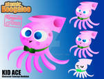 Kid Ace Concept design