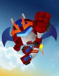Atomic Fighter R-Savior