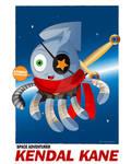 Space Adventurer Kendal Kane