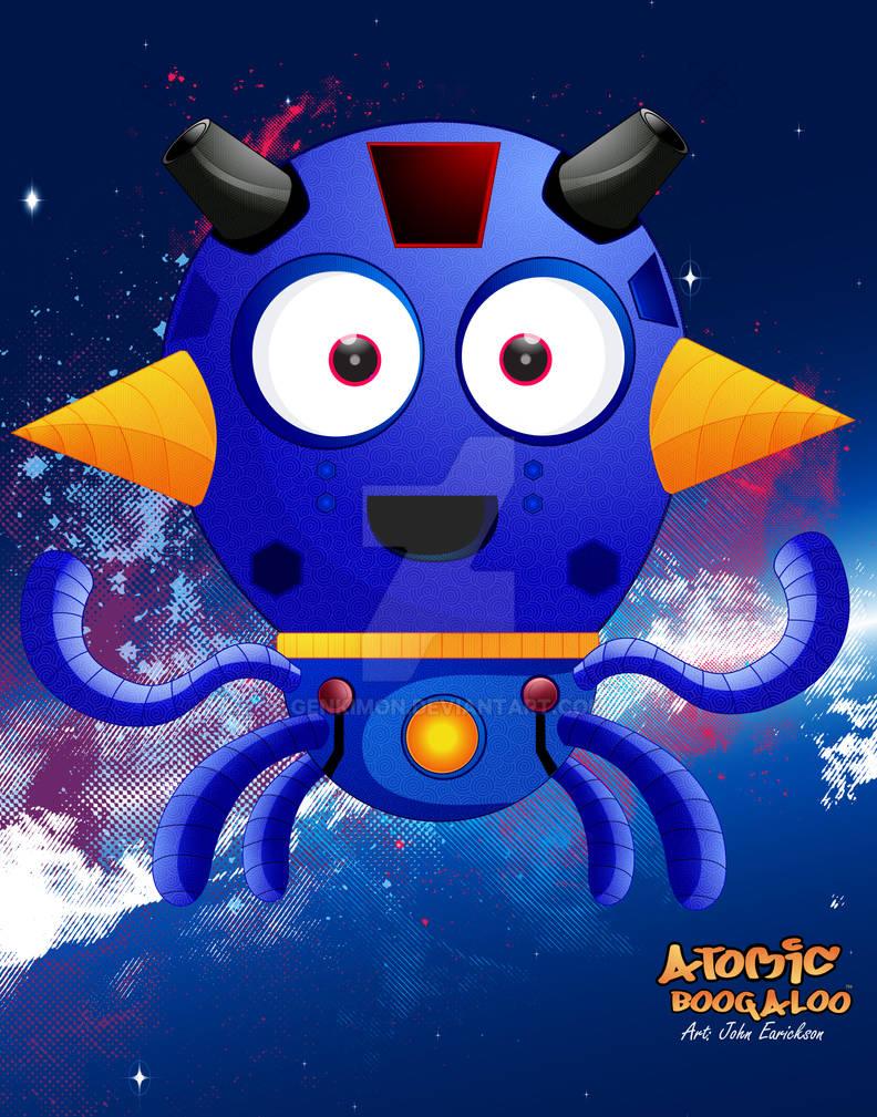 Octopus Robo