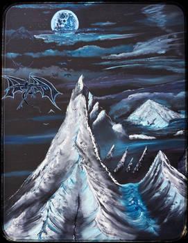 Night-Gaunts over Kadath II