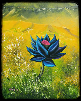 Black Lotus from Magic: The Gathering