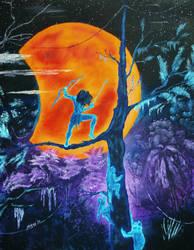 Tarzan Rescues the Moon - Jungle Tales of Tarzan