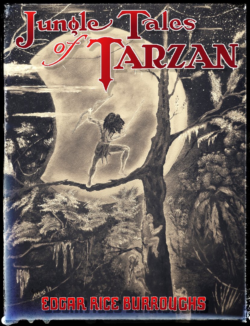 Fantasy Jungle Tales of Tarzan