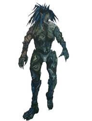 Female Stone Troll