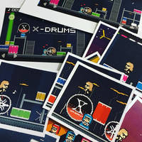 X-Drums Cards!