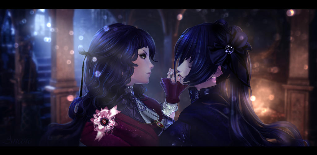 Blade And Soul by Valoncar