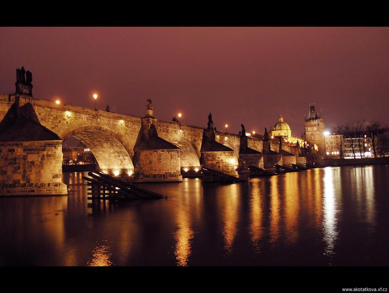 Puente de Carlos by Seu4