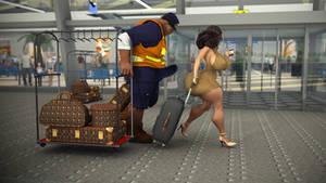 2-Josalyn-AtTheAirport