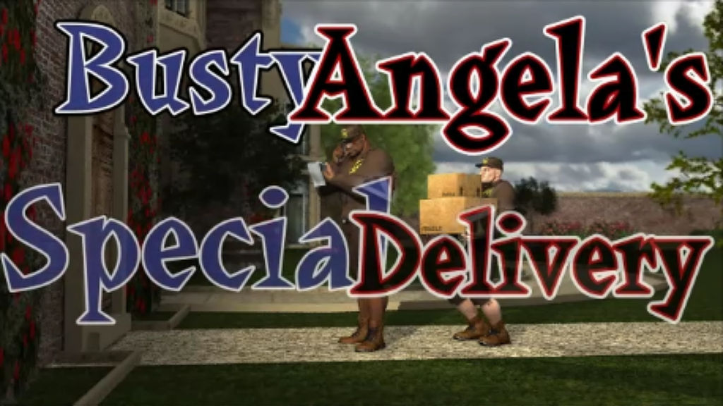 BustyAngela's-SpecialDelivery-TITLE by kane809