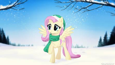 Snow Breeze by LilaPudelPony