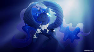 Magical Ascending by LilaPudelPony