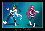 ARC-V Pretty Cure!
