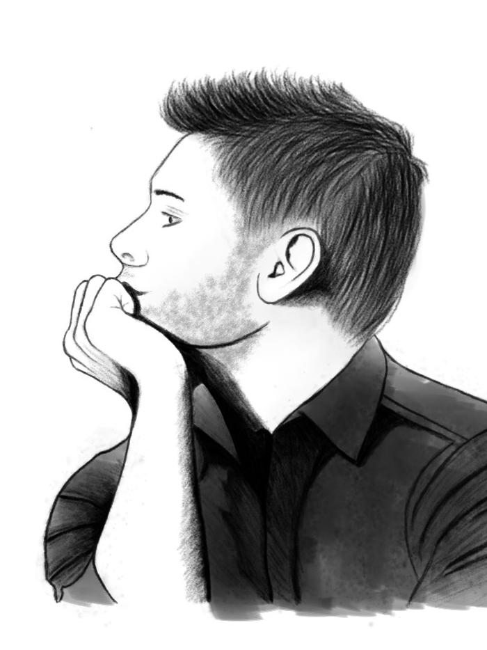 Jensen Ackles by lovestickmelody