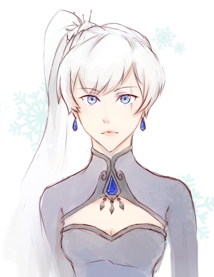 Weiss Schnee by teaa--s