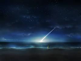 keep a weather eye on the horizon by kuroszi